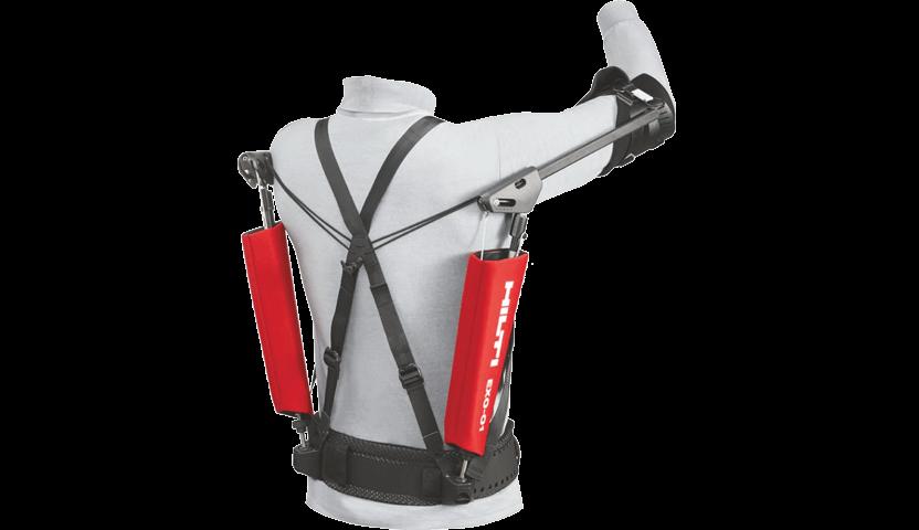 Overhead Exoskeleton