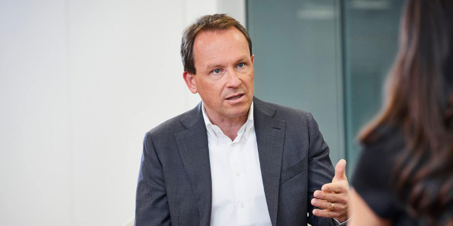 Christoph Loos, CEO