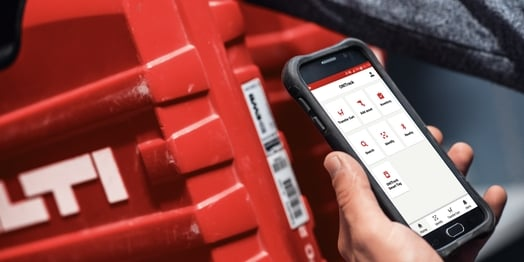 Hilti Website Rewards