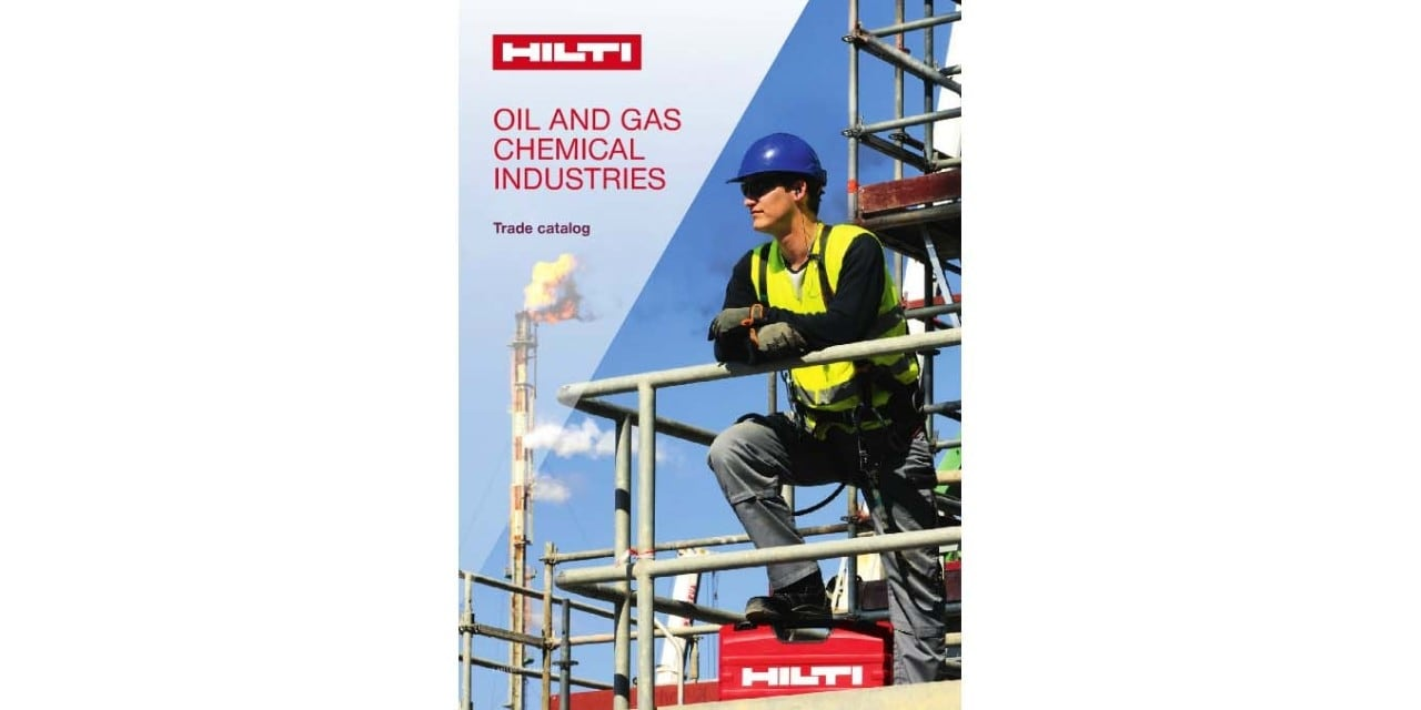 oil and gas trade catalog