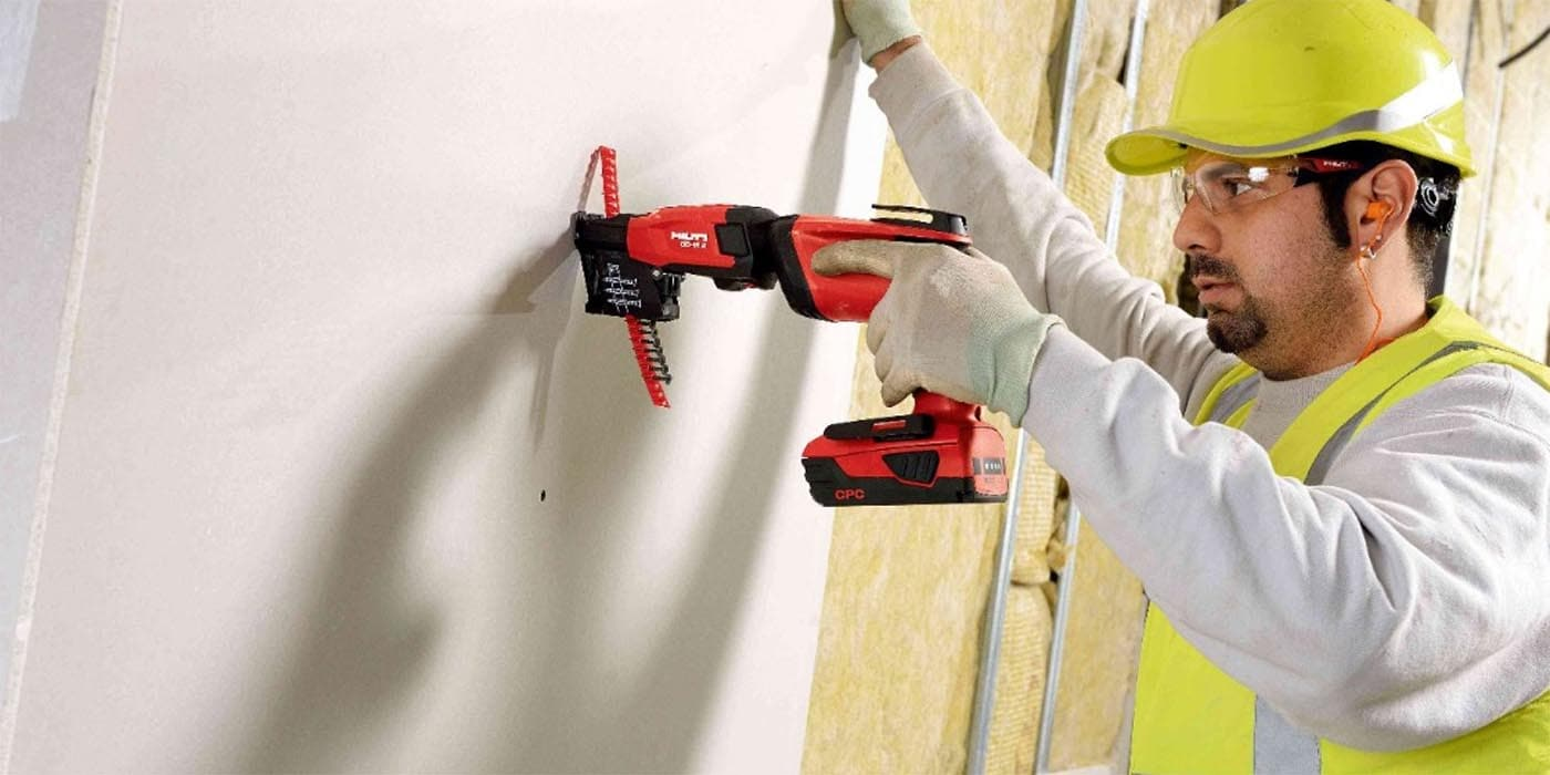 Hilti screw fastening solutions for interior and exterior applications